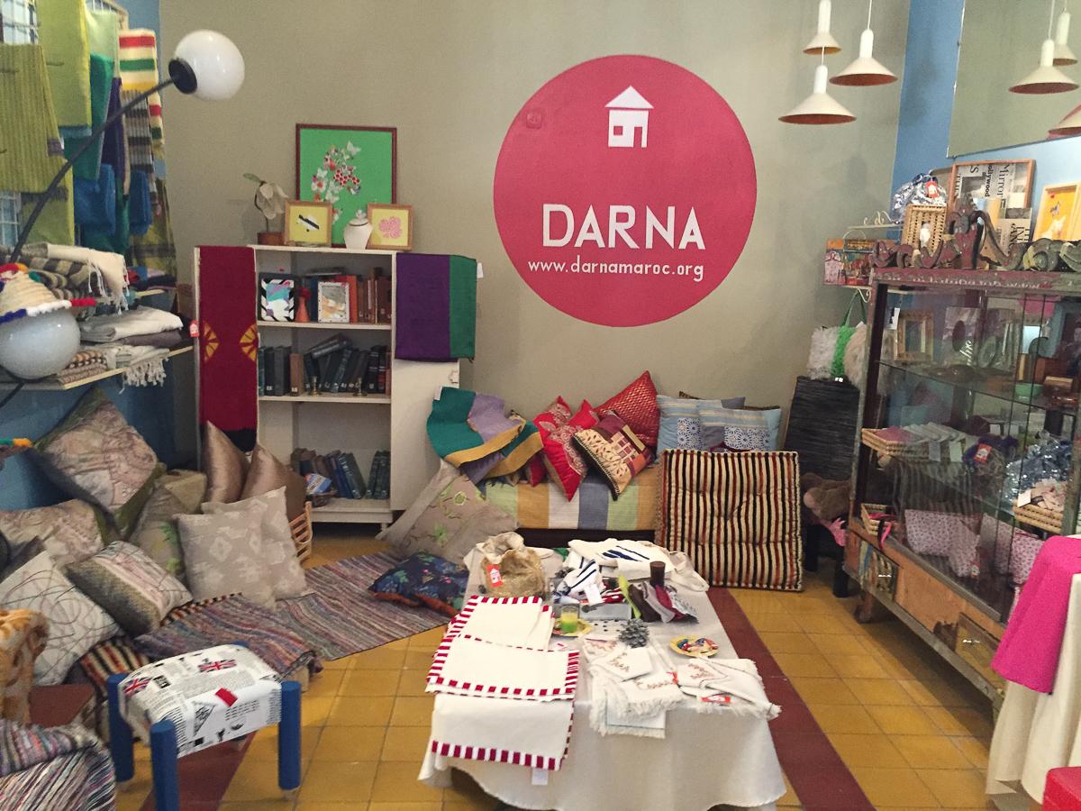 darna gift shop tanger morocco